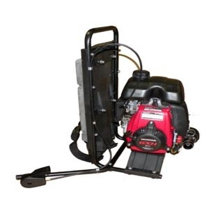 PRO50 4-Stroke Gas Backpack Vibrator
