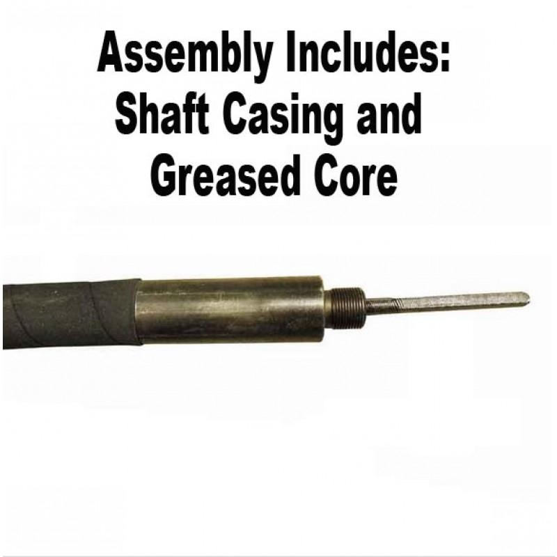 40B10 10ft Flex Shaft Complete Stow 314 Pencil