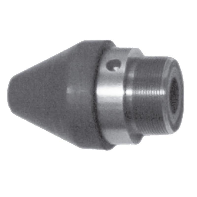 "100D15 1-1/2"" Rubber Nose Piece Vibrator Head Parts"